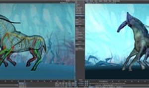 "NewTek LightWave Drives First Creature Animations Shown in ""Capturing Avatar"""