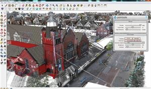 Pointools Unveils Plug-in for Google SketchUp