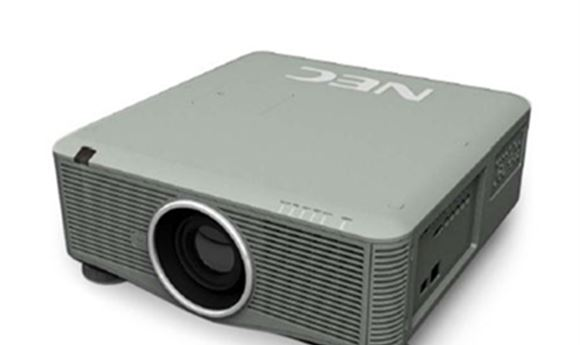 NEC Display Solutions Debuts PX Series Professional Installation Projector
