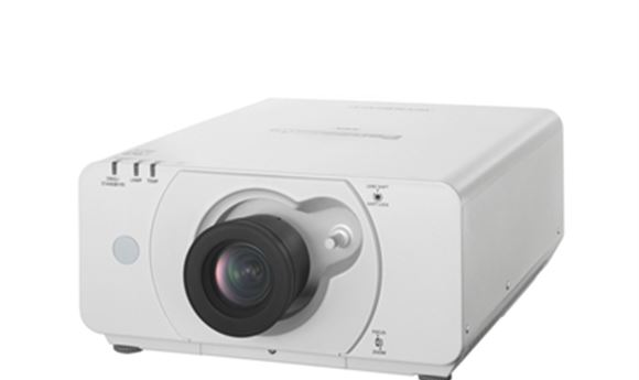 Panasonic Introduces High-Performance Single-Chip DLP Projector Series
