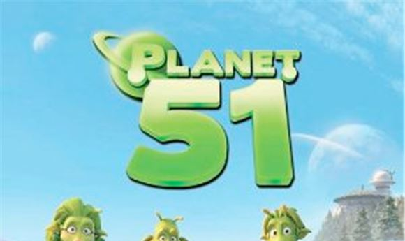 Autodesk 3D Technology Powers Planet 51, First Animated Feature Movie and Game Produced in Spain for International Release