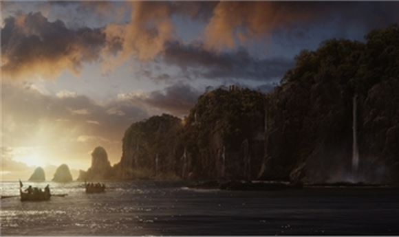 "The Senate Completes 215 Visual Effects Shots on ""The Chronicles of Narnia: The Voyage of the Dawn Treader"""