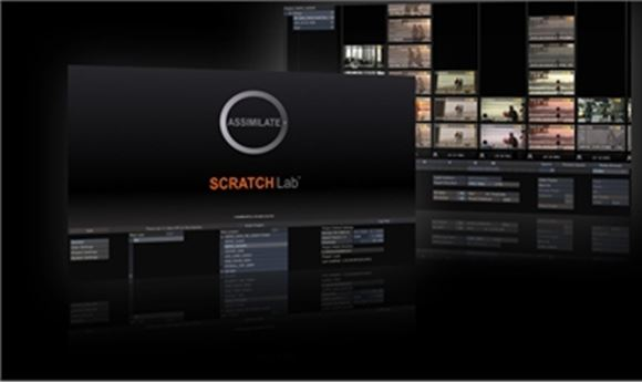Assimilate Debuts Scratch Lab Digital Lab on Mac OS X and Windows