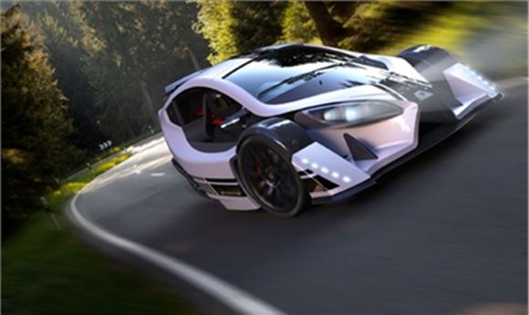 Luxology's modo the Driving Force Behind Futuristic New Car