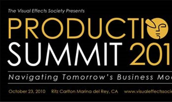 VES Announces Keynote Speaker and a Featured Speaker at Production Summit 2010