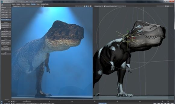 NewTek Reveals LightWave 10.1 Stereoscopic Camera and Interactive Production Workflow Enhancements