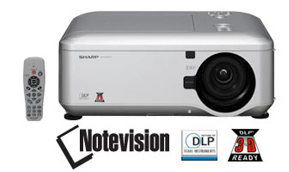Sharp Introduces the New XG-PH80 Series 3D-Ready Systems Integration Projectors