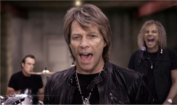 Square Zero and Love Commercials Create Greatest Hits TV Spot For Bon Jovi