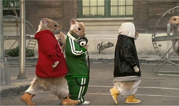 Framestore Produces CG Rodent Rappers for Kia