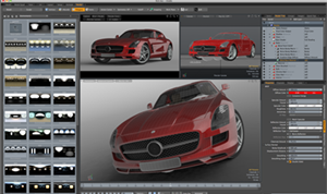 Luxology Delivers New Version of 3D Software modo 501