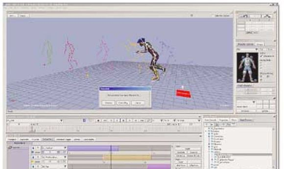 Animation: Motionbuilder 4.0