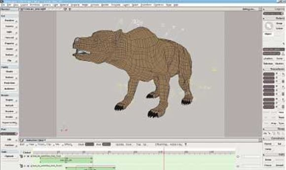 Modeling and Animation: Softimage|XSI 3.0