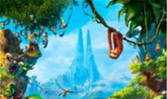 HP Brings Cutting-Edge Technology to DreamWorks Animation's 'The Croods'