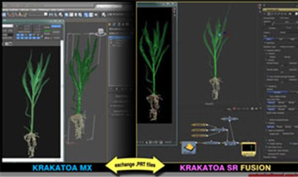 Thinkbox Software Releases Stand-Alone High-Volume Particle Renderer, Krakatoa SR