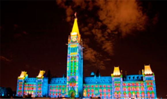 Transforming Canada's Parliament Hill