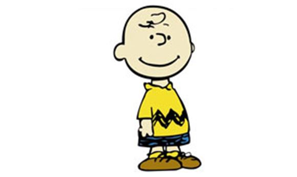 Charlie Brown in CGI