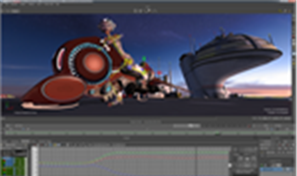 Autodesk Launches 2012 Digital Entertainment Creation Products