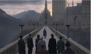'Fantastic Beasts 2': Magic in the Real World