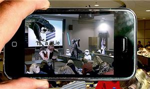 When Augmented Reality Meets Video Marketing