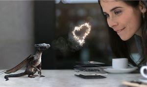 Framestore Creates CG Dragon