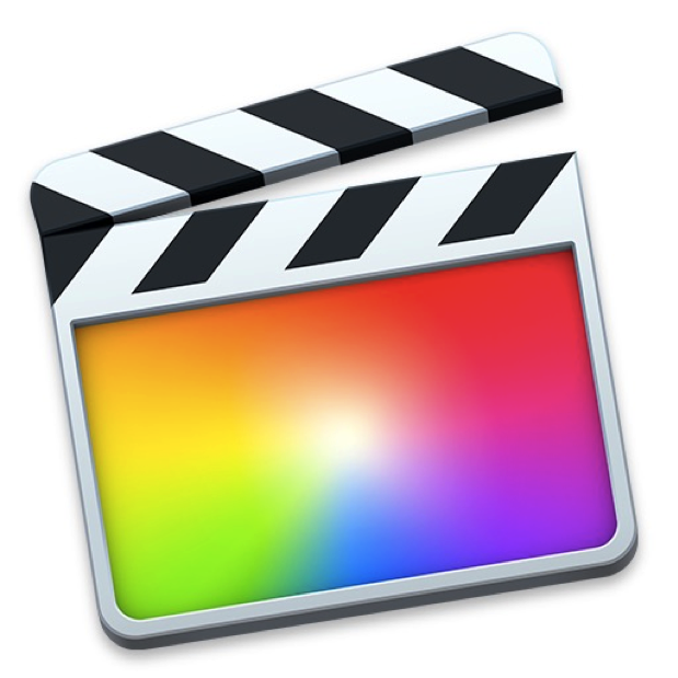 Final Cut Pro X gets a new logo (Source Ajax electronic and paper ...