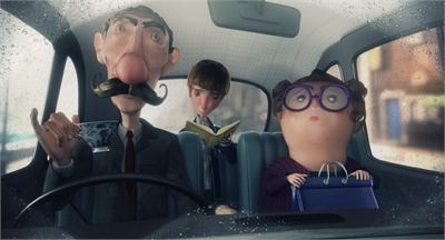 Superfad Creates 3D Animation for Upcoming Chapman Film