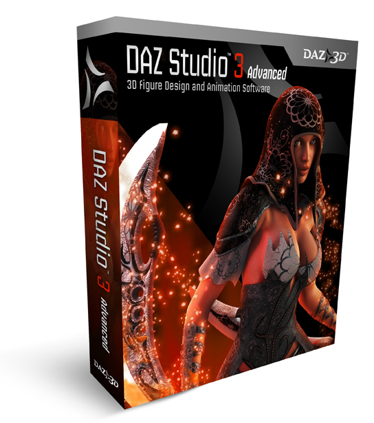 DAZ Studio 3 Advanced 3.0.1.148