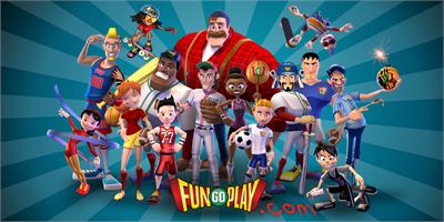 FunGoPlay Virtual Sports Theme Park Built with NewTek
