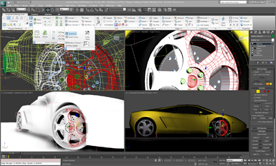 Purchase Autodesk 3Ds Max 2010