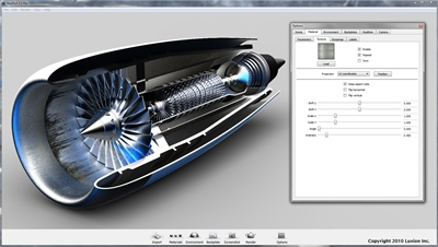 Luxion Releases KeyShot 2 1 | Computer Graphics World