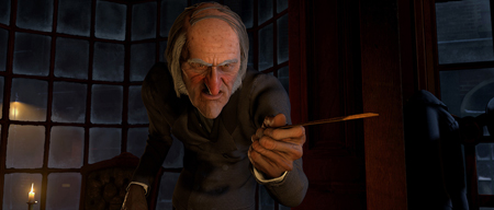 disneys a christmas carol a multi sensory thrill ride re envisioned by academy award winning filmmaker robert zemeckis captures the fantastical essence - A Christmas Carol 2009 Cast