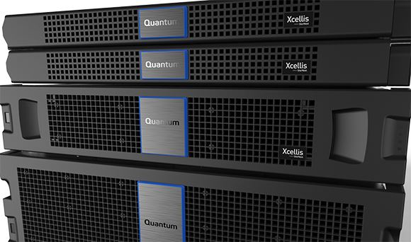 Quantum Addresses 4K Workflows With StorNext & Xcellis Products