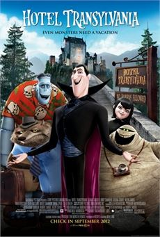 Welcome Back to Hotel Transylvania
