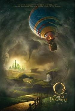 'Oz The Great and Powerful'- Trailer Debut