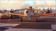 Disney's 'Planes' Getting Off the Ground