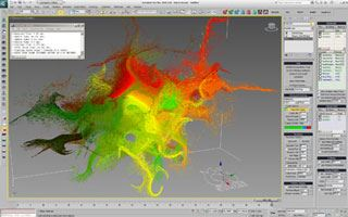 Thinkbox Software Releases Stoke MX Particle Reflow Tool for 3ds Max