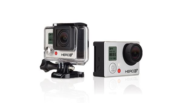 GoPro Launches HERO3+, a Smaller, Lighter Evolution of Its Camera