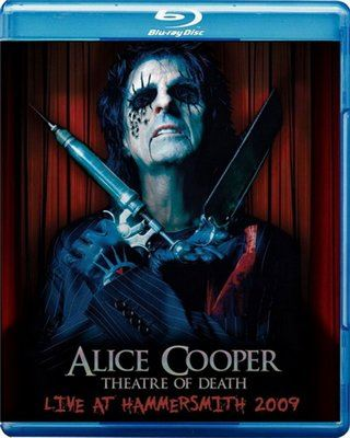AJA Ki Pro Helps Nyquest Bring Alice Cooper's Concert Tour to Fans on Blu-ray