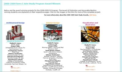 AutoDesSys Holds Joint Study Program Awards