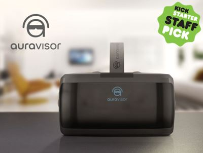 AuraVisor Looks To Bring VR To The Masses
