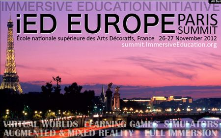 IED Europe 2012 Summit Calls For Submissions