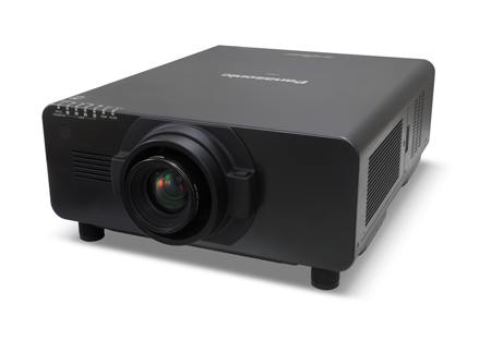 Panasonic Shows Bright, Compact Projector Series