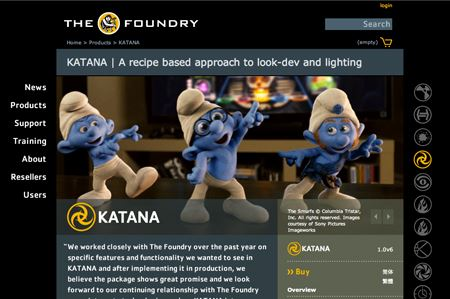 Reliance MediaWorks employing The Foundry's Katana