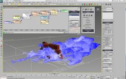 Thinkbox to show volumetric data manipulation toolkit