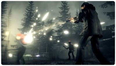 "Autodesk Software Helps Create ""Alan Wake"""