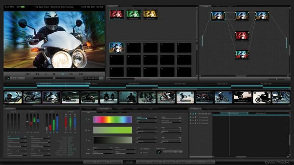 Blackmagic Design Announces DaVinci Resolve for Microsoft Windows
