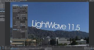 LightWave 11.5 Streamlines Broadcast, Motion Graphics with After Effects Interchange
