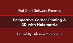 Holomatrix (Corner Pinning and 3D)