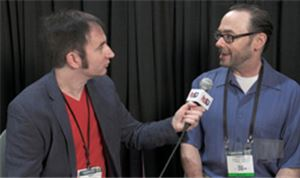 Post TV/CGW TV 2015: Charlie Russell from AVID