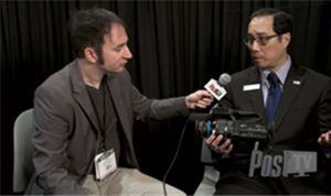 Post TV/CGW TV 2015: Craig Yanagi from JVC